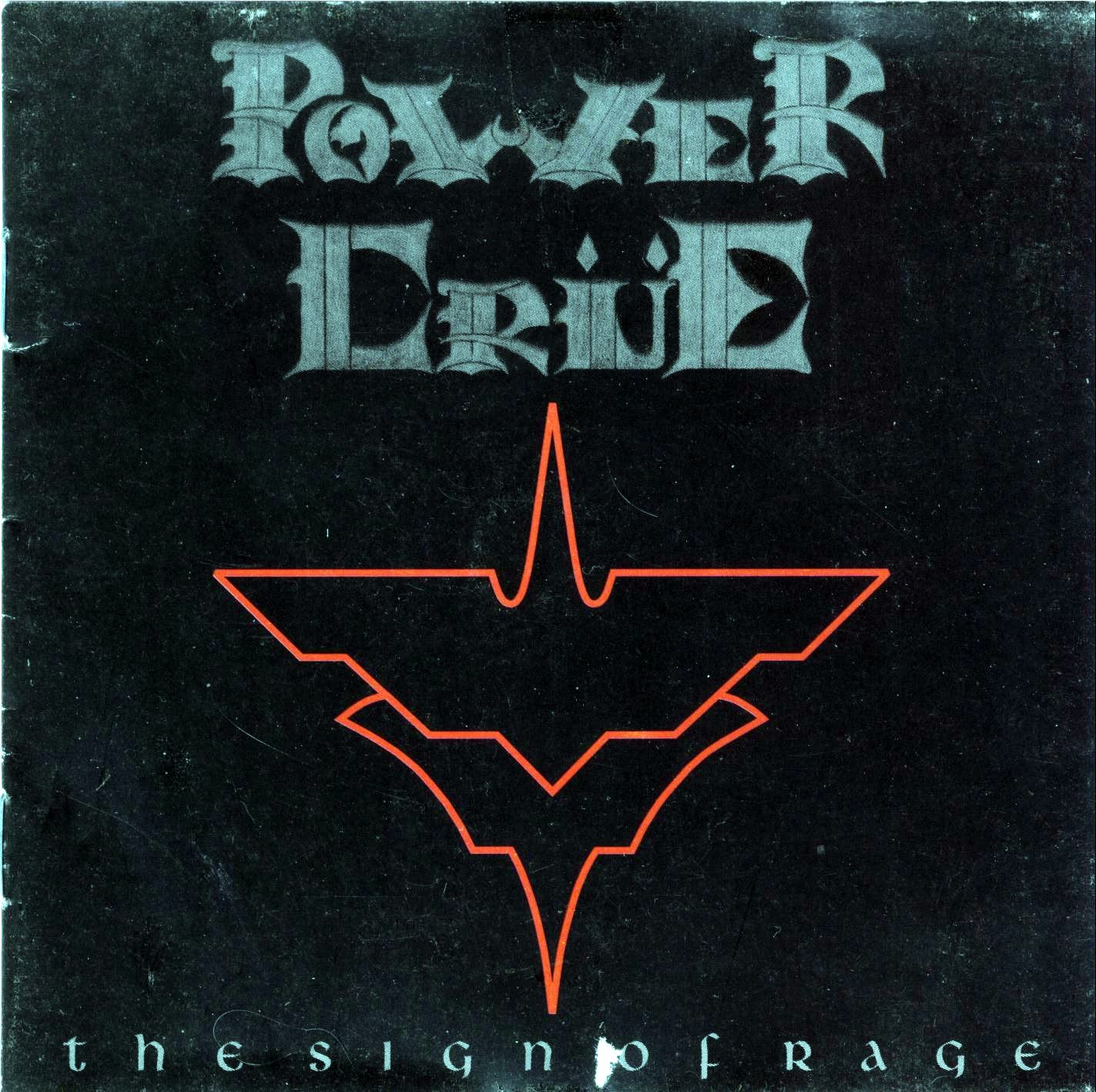 Power Crue - The Sign Of Rage - Front