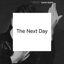 David Bowie- The next Day (2013)  ISO Records