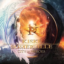 Michael Kiske/Amanda Somerville – City of heroes(2015)