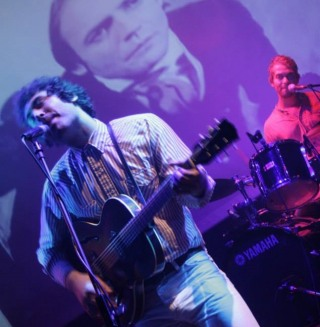 Allah-las/ The Social End Products @ Principal Club Theater (Live Thessaloniki 31/10/2014)