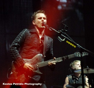 MUSE LIVE REVIEW- EJECT FESTIVAL, ΠΛΑΤΕΙΑ ΝΕΡΟΥ 23/7/2016