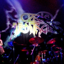 OZRIC TENTACLES       LIVE IN THESSALONIKI                                                       16/5/2012     MYLOS CLUB