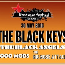 Σάββατο 30 Μαΐου: 1000 Mods & The Big Nose Attack στο ROCKWAVE FESTIVAL!